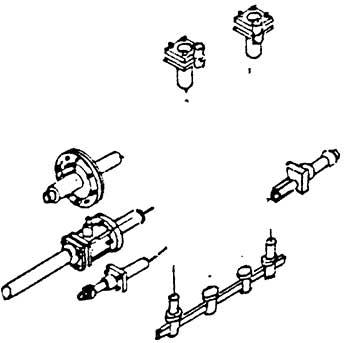 1:87 Detailierung für Zylinder- blöcke z.B. BR 41, 14 Stück- Weinert 8797  | günstig bestellen bei Modelleisenbahn Center  MCS Vertriebs GmbH