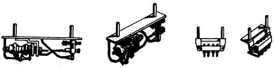 1:87 Bremslastventil + Schmierleitungen für Tender im Kasten, 4 Stück - Weinert 89144  | günstig bestellen bei Modelleisenbahn Center  MCS Vertriebs GmbH