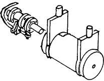 1:87 Bremsluftbehälter mit Armatur für Tender, 1 Stück- Weinert 8921  | günstig bestellen bei Modelleisenbahn Center  MCS Vertriebs GmbH