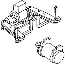 1:87 Bremszylinder für SMR 35, 1 St - Weinert 8927  | günstig bestellen bei Modelleisenbahn Center  MCS Vertriebs GmbH