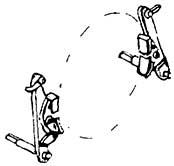 1:87 Bremsbacken mit einem Brems- eisen für Rad d=9,5-11,5mm für Vorlaufräder BR 71, 4 Paar - Weinert 8934  | günstig bestellen bei Modelleisenbahn Center  MCS Vertriebs GmbH