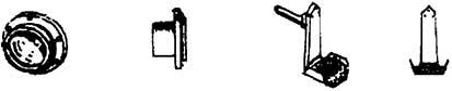 1:87 DRG Lampen für E18 und E19.0, mit 2 Pufferbohlentritte - Weinert 90013  | günstig bestellen bei Modelleisenbahn Center  MCS Vertriebs GmbH