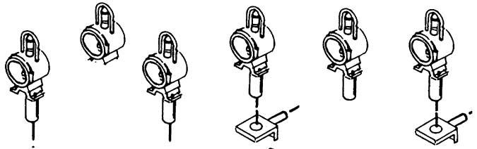1:87 H0e-H0m Laternen für Frank S 6 Stück- Weinert 9023  | günstig bestellen bei Modelleisenbahn Center  MCS Vertriebs GmbH