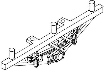 1:87 Achslager für Beiwagen VT 70 2 Stück- Weinert 9054  | günstig bestellen bei Modelleisenbahn Center  MCS Vertriebs GmbH
