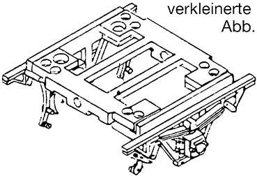 1:87 H0e-H0m Achslager für Schmalspurwagen mit Lagerwippe und Bremsen, 1 Stück - Weinert 9058  | günstig bestellen bei Modelleisenbahn Center  MCS Vertriebs GmbH