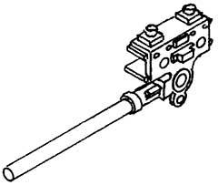 1:87 Kreuzköpfe für BR 94.5-17, 1 Paar- Weinert 92027  | günstig bestellen bei Modelleisenbahn Center  MCS Vertriebs GmbH