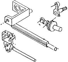 1:87 H0e-H0m Steuerungsteile für Schmalspur-Dampflok Plettenberg, 1 kompl. Satz - Weinert 9232  | günstig bestellen bei Modelleisenbahn Center  MCS Vertriebs GmbH