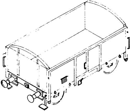 1:87 Gw.-Zurüstteile: Zettelhalter, 2 Pufferbohlen, Schlepphaken. Zurrösen, Bremsstellhebel - Weinert 9254  | günstig bestellen bei Modelleisenbahn Center  MCS Vertriebs GmbH