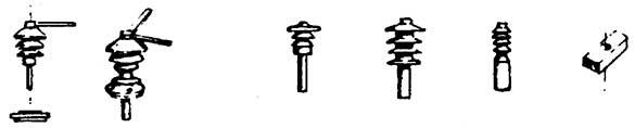 1:87 Dachsatz: Trennschalter, 3 versch. Oberspannungswandler - Weinert 95515  | günstig bestellen bei Modelleisenbahn Center  MCS Vertriebs GmbH
