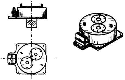 1:87 Hauptschalter für Altbau-Elloks  - Weinert 95530  | günstig bestellen bei Modelleisenbahn Center  MCS Vertriebs GmbH