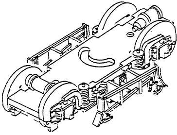 1:87 Vorlaufdrehgestell BR01, BR01.10 und BR 03.10 - Weinert 9696  | günstig bestellen bei Modelleisenbahn Center  MCS Vertriebs GmbH