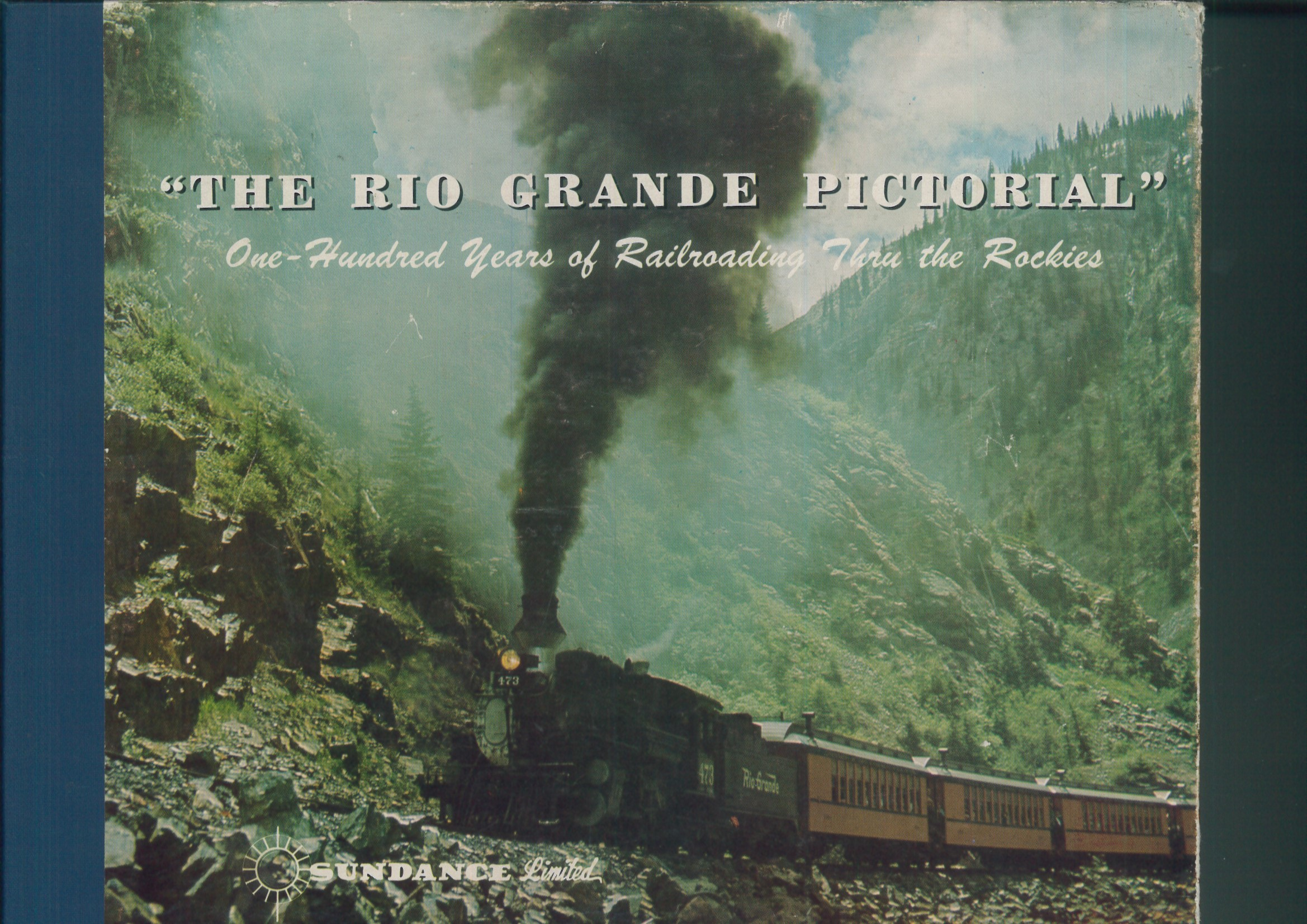 Rio Grande Pictorial - 100 Years of Railroading in the Rockies  | günstig bestellen bei Modelleisenbahn Center  MCS Vertriebs GmbH