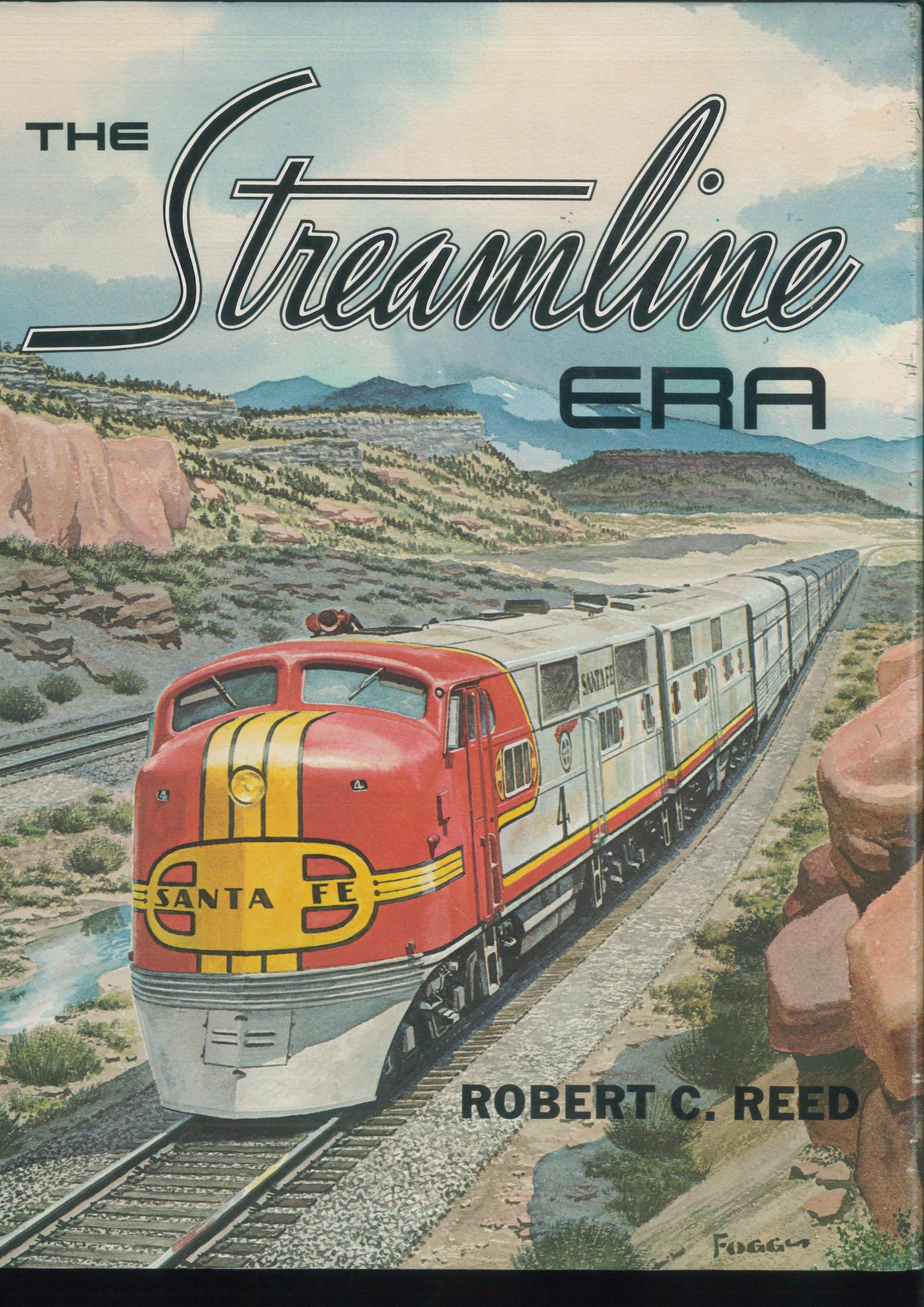 The Streamline Era  - Robert C. Reed | günstig bestellen bei Modelleisenbahn Center  MCS Vertriebs GmbH