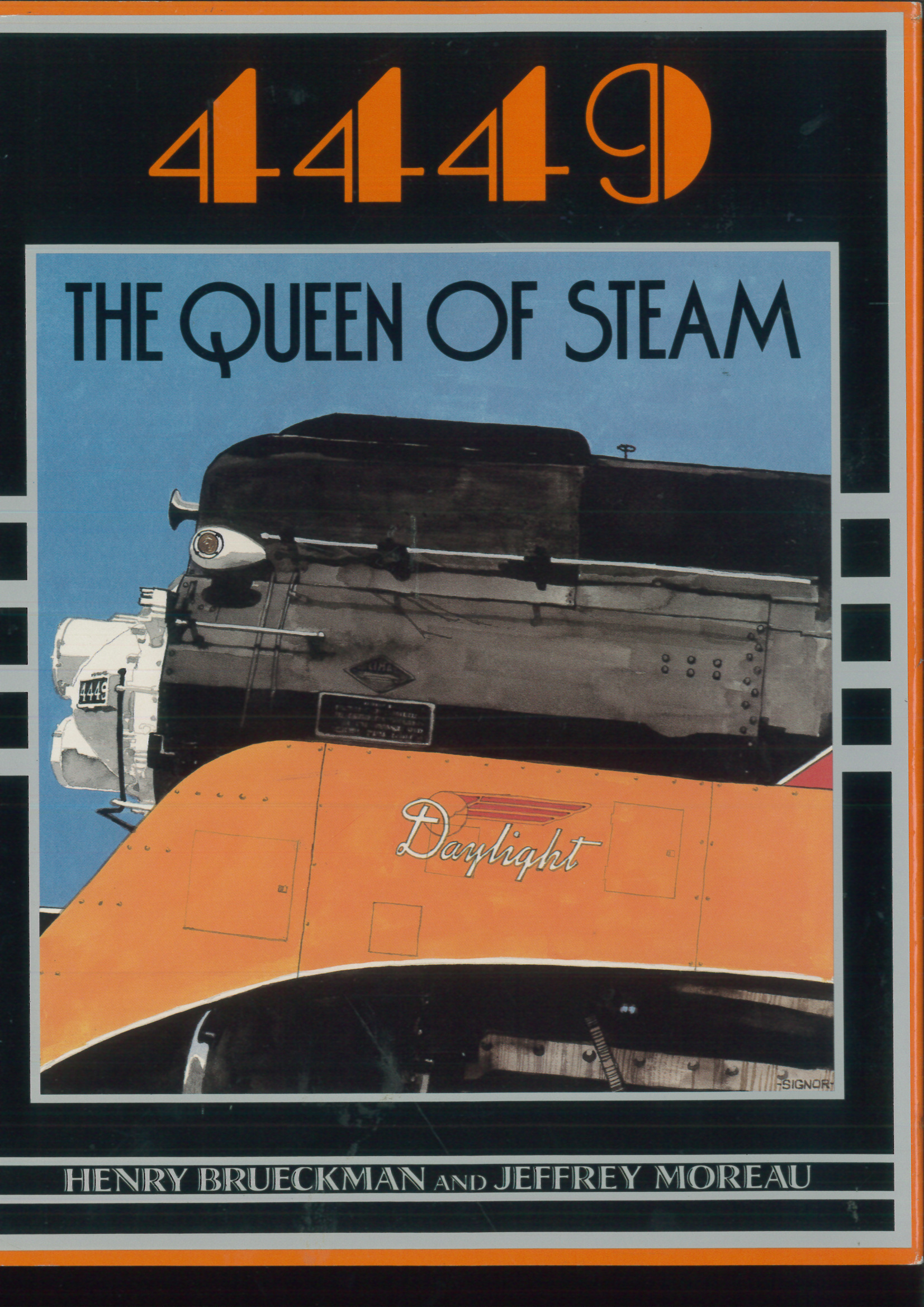 4449 - The Queen of Steam  - Southern Pacific Daylight | günstig bestellen bei Modelleisenbahn Center  MCS Vertriebs GmbH