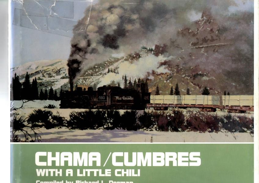 Chama - Cumbress with a little Chilli  - Richard Dorman | günstig bestellen bei Modelleisenbahn Center  MCS Vertriebs GmbH