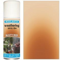 Alterungsspray Rostrot, 400ml Spraydose - Modelmates 49054  | günstig bestellen bei Modelleisenbahn Center  MCS Vertriebs GmbH