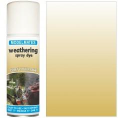 Trübes Gelb zum Abtönen - Modelmates Spray  | günstig bestellen bei Modelleisenbahn Center  MCS Vertriebs GmbH