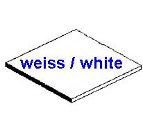 Platte weiss 0,13 x 150 x 300mm - 3 Stück  - Evergreen KS  | günstig bestellen bei Modelleisenbahn Center  MCS Vertriebs GmbH