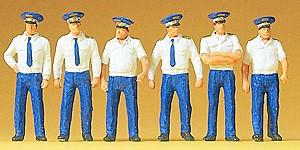 1:72 UdSSR Luftwaffe, Soldaten in Sommeruniform- Preiser 72408  | günstig bestellen bei Modelleisenbahn Center  MCS Vertriebs GmbH