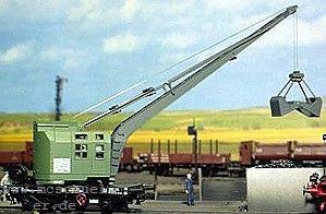 1:87 Reserve-Kohleladekranwagen mit Blechausleger - Weinert 3390 Komplettbausatz mit NEM-Radsätzen | günstig bestellen bei Modelleisenbahn Center  MCS Vertriebs GmbH