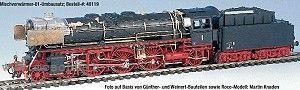 DB BR 01 mit Henschel-Mischvorwärmer u. Turbo-Speisepumpe - Weinert Umbausatz für Roco BR 01 | günstig bestellen bei Modelleisenbahn Center  MCS Vertriebs GmbH