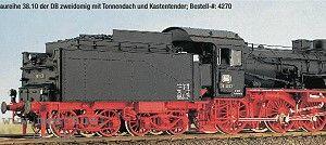DB Ep.3 BR 38 Witte-Windleitbleche, 2-domig - Weinert 4269 Ausführung mit NEM-Radsätzen | günstig bestellen bei Modelleisenbahn Center  MCS Vertriebs GmbH