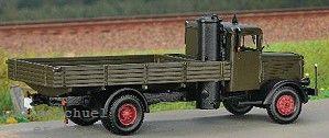 1:87 Büssing NAG 500 Holzvergaser, Vorkriegsausführung - Weinert 4581 lief bis weit in die 50er Jahre | günstig bestellen bei Modelleisenbahn Center  MCS Vertriebs GmbH