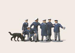 1:160 Polizisten (Ordnungspolizei) - Merten Art.Nr.546-N2246