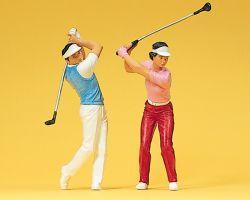 1:22,5 Golfspieler - Preiser 45040 Art.Nr.663-45040