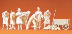 1:35 Trümmerfrauen - Preiser 64011 Art.Nr.663-64011